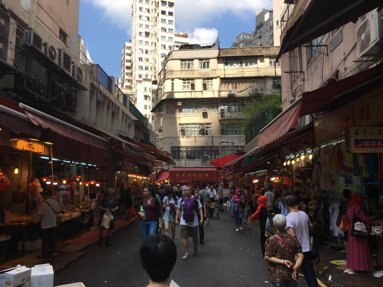 香港 市場